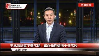 中国新闻   欧美记者全傻眼,看看任正非多崇洋!王林清失踪,崔永元说很不妙;北京把加国人贩毒拔到鸦片战争高度(20190116-2)