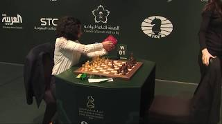 King Salman World Blitz Championship. Day 4.