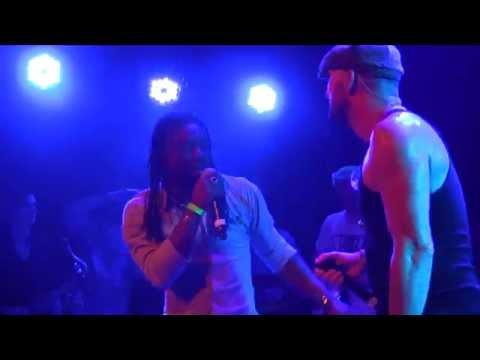 Torch feat. Gentleman Good Reggae Music live @ Fabrik, Hamburg backed by the Evolution Band