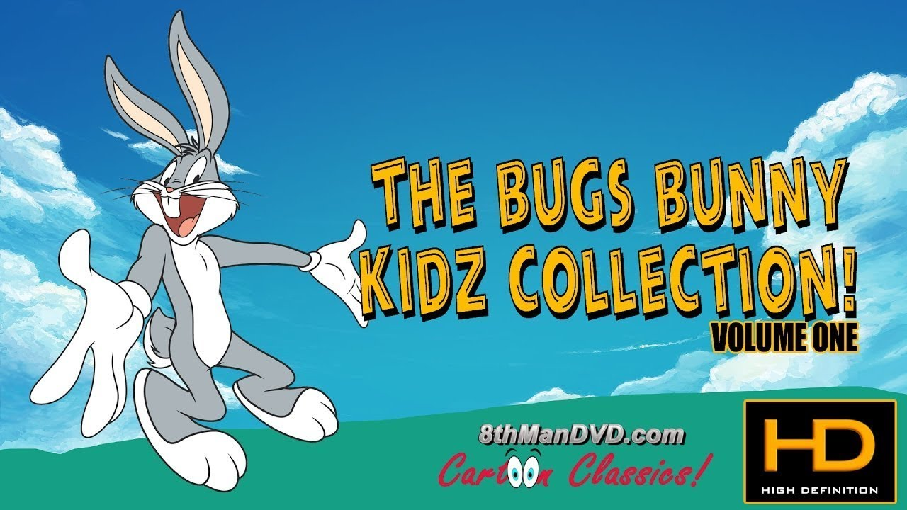 Looney Tunes Bugs Bunny Collection - Volume 1 [HD]
