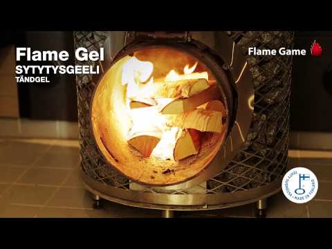Flame Gel Sytytysgeeli - Sauna