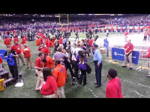 Michael Oher Super Bowl Champion