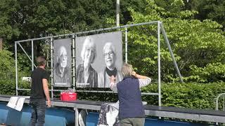 Erebord 50 jaar zwembad Hoog Keppel