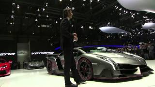 Lamborghini Veneno 2013 Videos