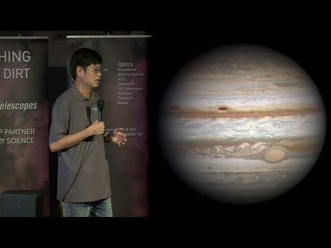 Christopher Go: Advanced Planetary Imaging