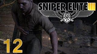 Sniper Elite 3 Walkthrough Part 12 - Farewell, Friend