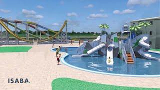 Proyecto de parque acuático Hotel Globales Bouganvilla