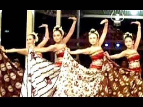 TARI GEBYAR BATIK - Traditional Contemporary Dance [HD]