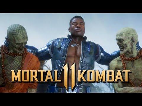 Mortal Kombat 11 Story Mode Gameplay German #13 – Zombie Mode