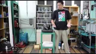Xinyi Meditation Table - Rolling Ball and Slapping Bag - January 5, 2014