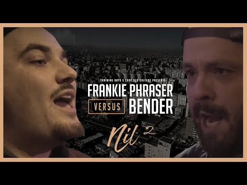 Code Red | FRANKIE PHRASER VS BENDER | Rap Battle