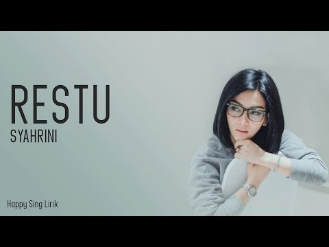 Syahrini - Restu (Lirik)