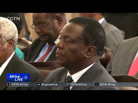 Zimbabwe's President Mnangagwa dissolves cabinet to set up new government