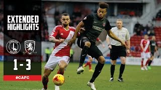 EXTENDED HIGHLIGHTS: Middlesbrough 3 Charlton 1