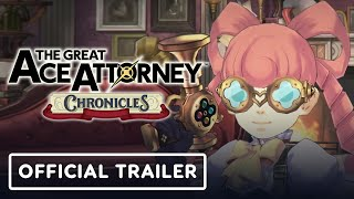 The Great Ace Attorney Chronicles - Official Launch Trailer
