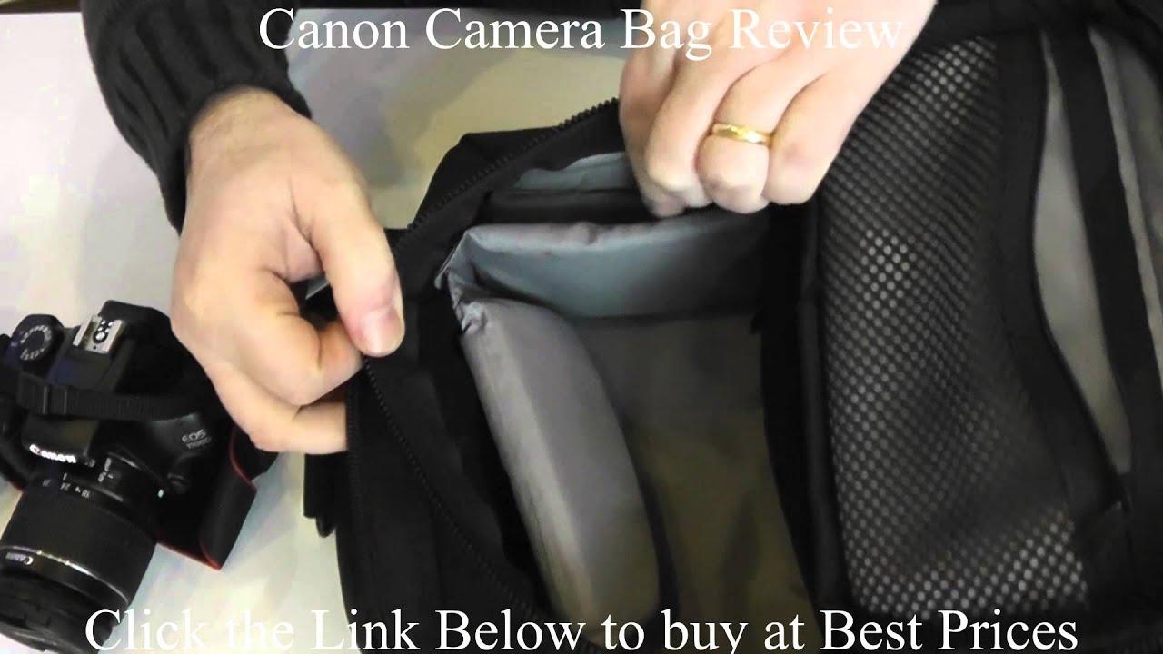 Canon Camera Bag - Canon Camera Bag Review