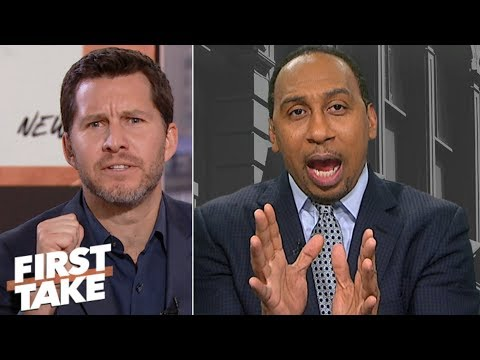 Stephen A. squashes Will Cain's Super Bowl hopes for Cowboys | First Take