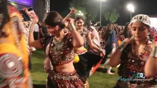 Navratri Utsav - Falguni Pathak Live -  2015 (Hyderabad)
