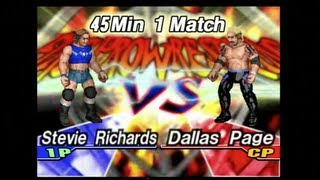 Fire Pro Wrestling Returns- Imported Rosters