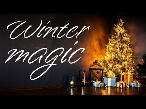 Winter Magic - Tender Christmas Piano JAZZ - Chill Out Music
