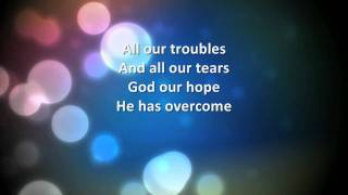 Take Heart - Hillsong United - Lyrics [HD]