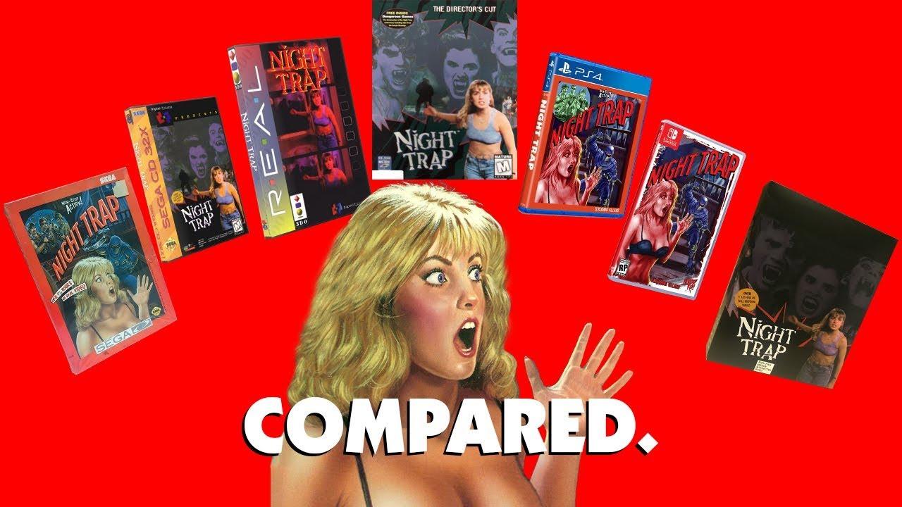 Let's Compare: Night Trap (Nov  2018)