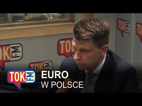 Petru: Przyjęcie Euro przez Polskę byłoby korzystne