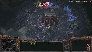SC2 Versus 2 Elite AIs Divergence LE