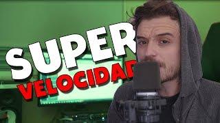 ¿RAPEAR MÁS RÁPIDO? IMPOSIBLE!!!  | RETO SUPER VELOCIDAD | ZARCORT | thumbnail