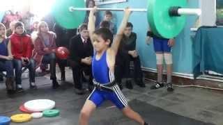 Купино тяжелая атлетика Всемирный день ребенка ролик