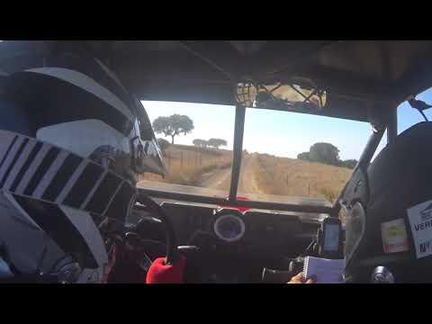 Sousel Super Rally 2018  Pec 2-3º passagem