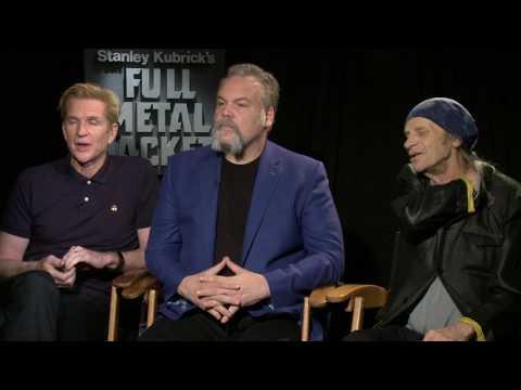 Full Metal Jacket 30 Interview