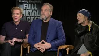 Full Metal Jacket 30 Interview