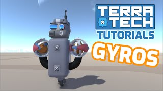 Gyroscopes in TerraTech || TerraTech Tutorials