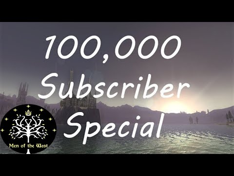 100,000 Subscriber Special