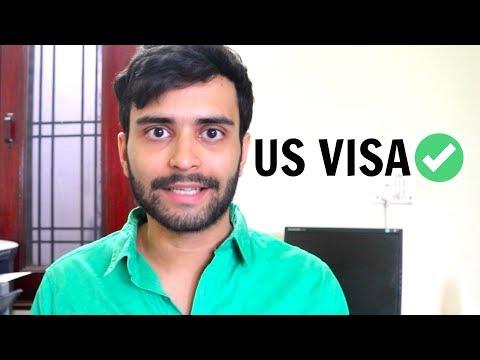 My US VISA Experience !