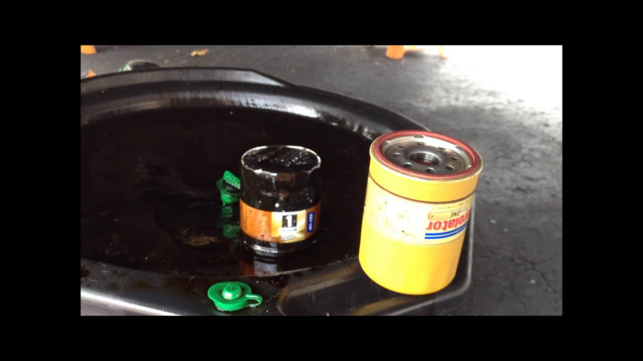 How to change oil in 2009 toyota camry doovi for Motor oil for 2009 toyota camry