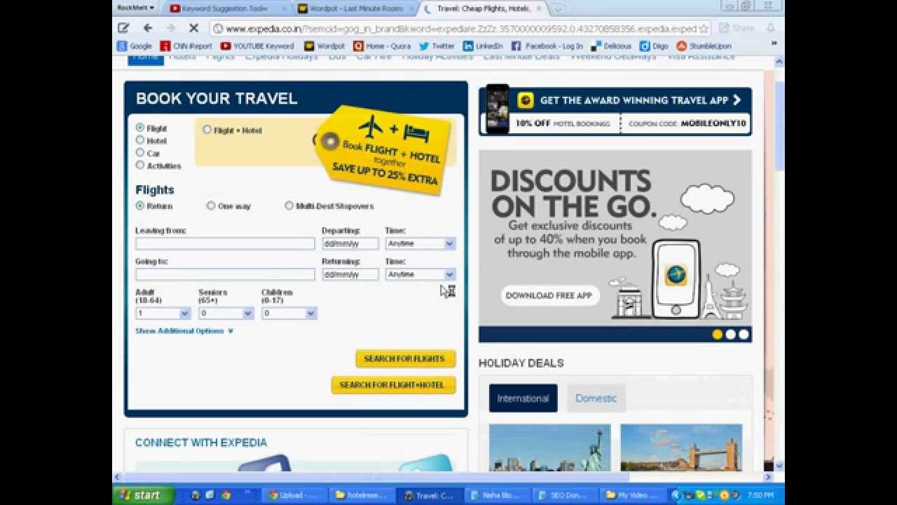 how to cancel hotel reservation on expedia