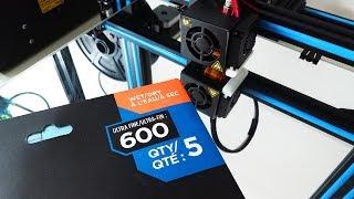 La meilleure surface pour l'impression 3D ! (fini le BuildTak)