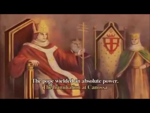 The Romans, christianity and the Roman Catholic Church