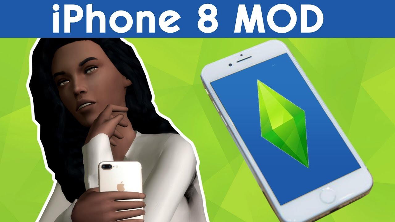 The Sims  Iphone  Mod