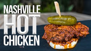 Nashville Hot Chicken | SAM THE COOKING GUY 4K
