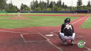 Cole Fontenelle — PEC - RHP - Skyline HS(WA) - June 28, 2017