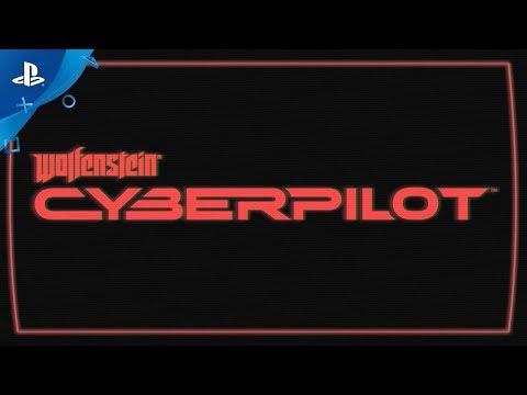 Wolfenstein: Cyberpilot – E3 2018 Announce Trailer | PS VR