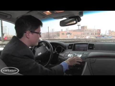 2009 Infiniti M35x Video Review