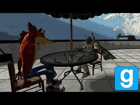 Gmod TTT - Boyfriend Boba Fett (Garry's Mod Funny Moments)