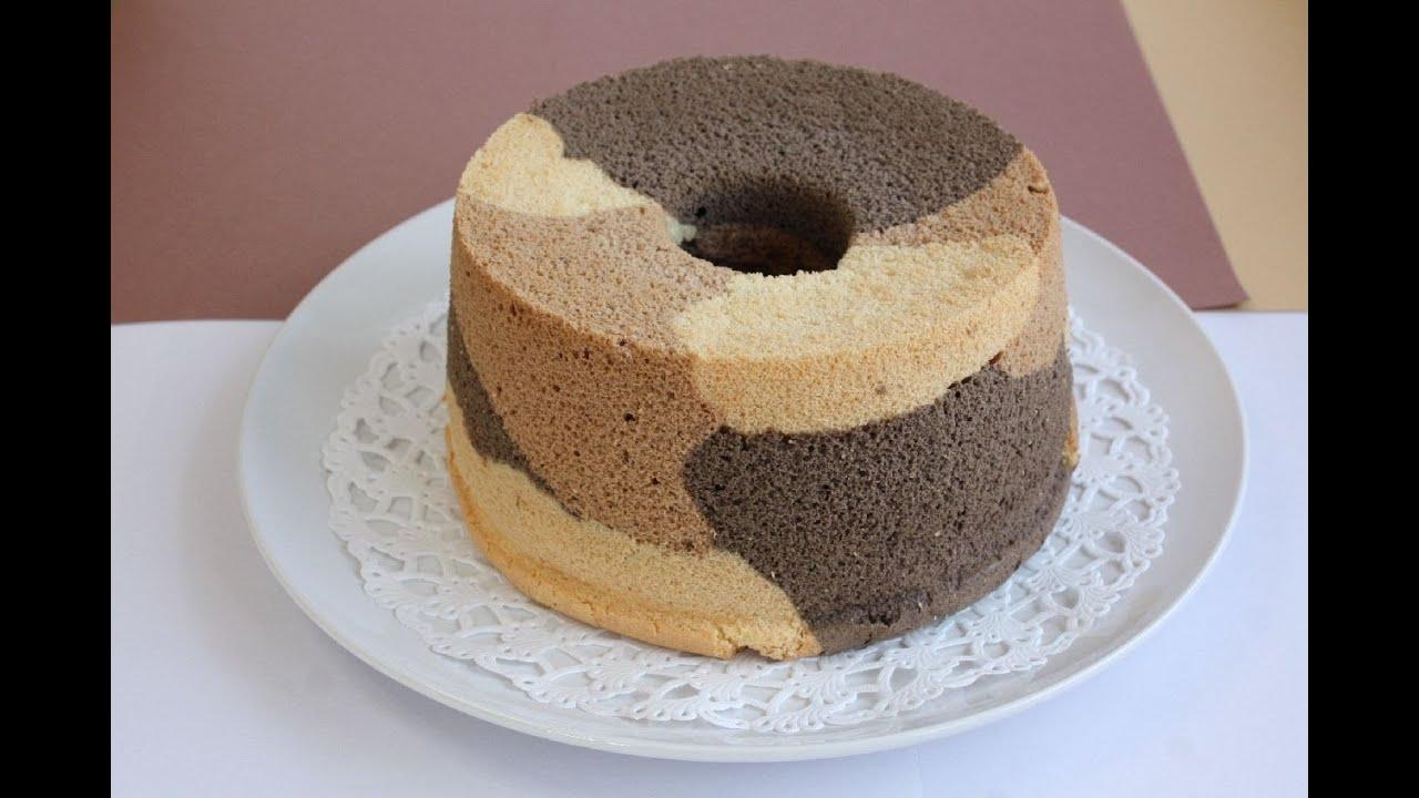 How To Bake Chiffon Cake
