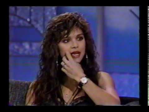 1990 Nia Peeples  Arsenio Hall
