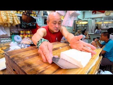 Hong Kong Street Food - LEGENDARY Dai Pai Dong in Sham Shui Po!!! BEST Street Food in Hong Kong!