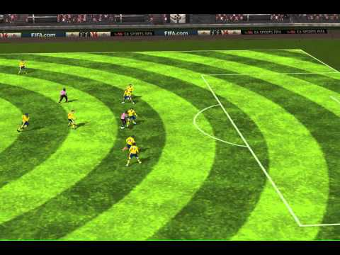 FIFA 14 iPhone/iPad - Thuggee League vs. Brighton